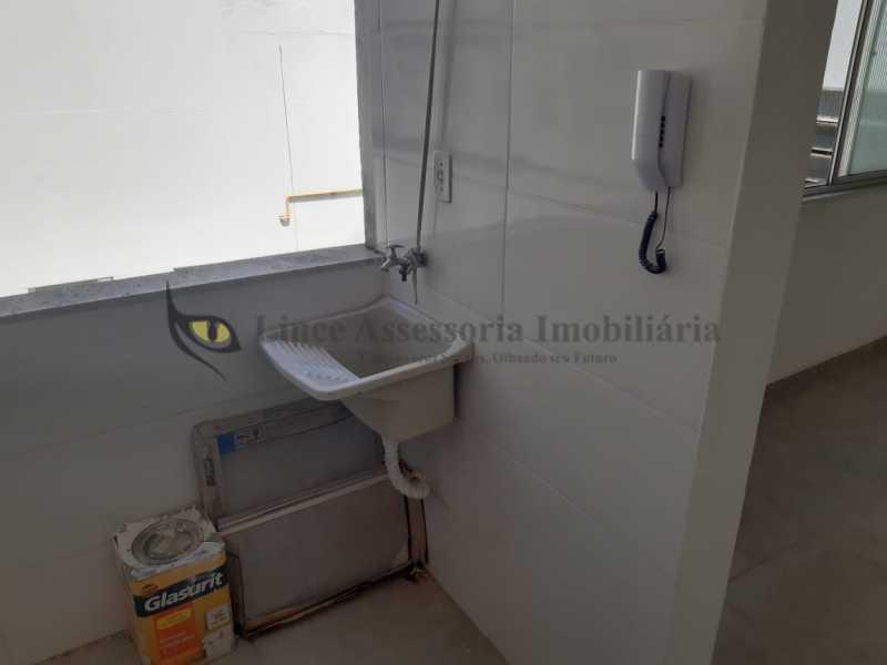 ÁREA DE SERVIÇO - Cobertura 1 quarto à venda Maracanã, Norte,Rio de Janeiro - R$ 260.000 - TACO10004 - 13