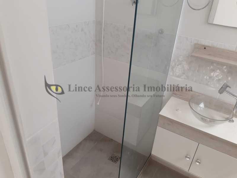 BANHEIRO - Cobertura 1 quarto à venda Maracanã, Norte,Rio de Janeiro - R$ 260.000 - TACO10004 - 10