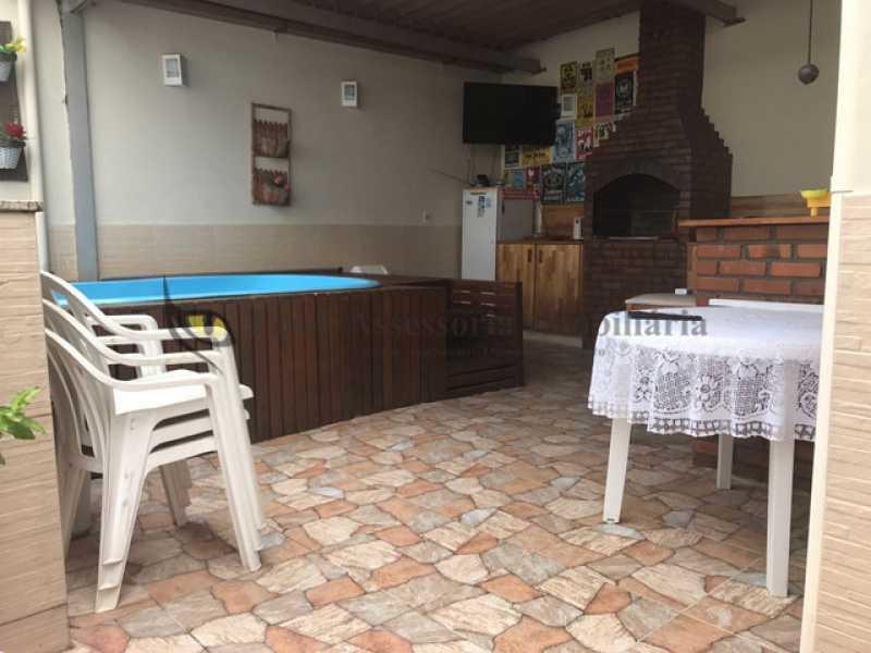 27 - Cobertura 3 quartos à venda Vila Isabel, Norte,Rio de Janeiro - R$ 780.000 - TACO30159 - 29