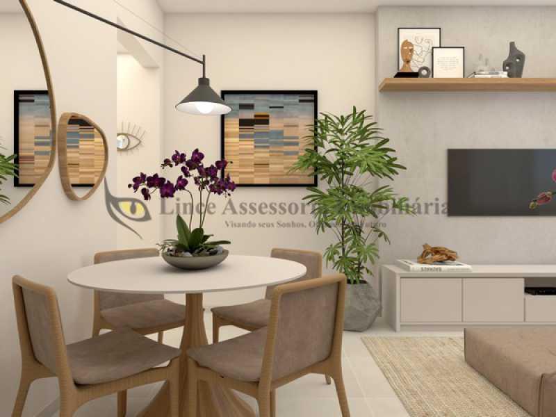 02 - Apartamento 2 quartos à venda Copacabana, Sul,Rio de Janeiro - R$ 849.000 - TAAP22488 - 3
