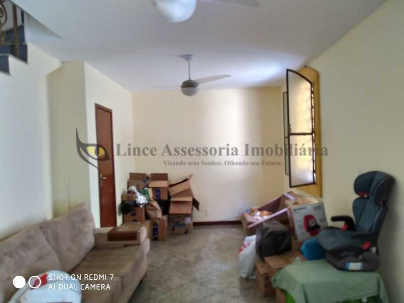 Sala - Casa de Vila 3 quartos à venda Grajaú, Norte,Rio de Janeiro - R$ 740.000 - TACV30080 - 1