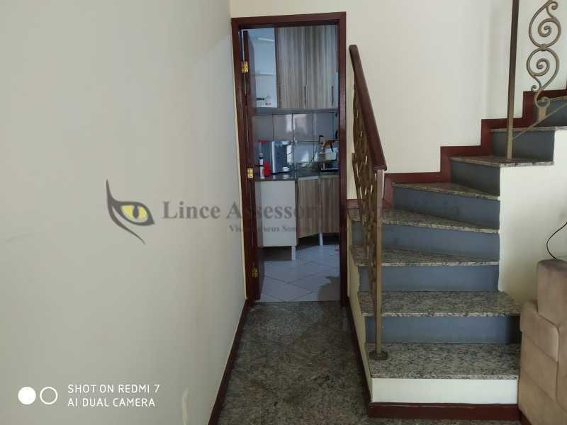 Sala - Casa de Vila 3 quartos à venda Grajaú, Norte,Rio de Janeiro - R$ 740.000 - TACV30080 - 5