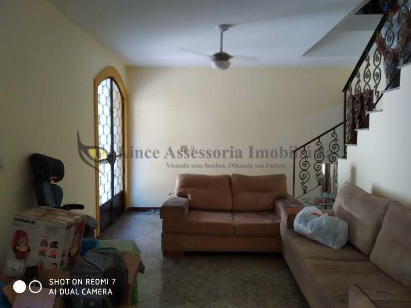 Sala - Casa de Vila 3 quartos à venda Grajaú, Norte,Rio de Janeiro - R$ 740.000 - TACV30080 - 3