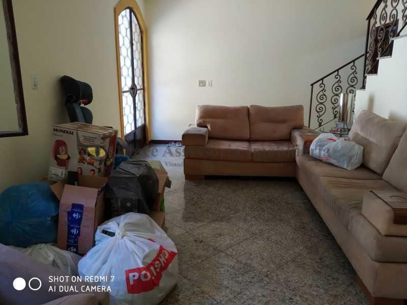 Sala - Casa de Vila 3 quartos à venda Grajaú, Norte,Rio de Janeiro - R$ 740.000 - TACV30080 - 4