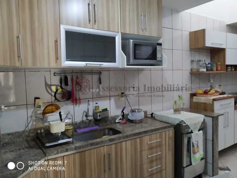Copacozinha - Casa de Vila 3 quartos à venda Grajaú, Norte,Rio de Janeiro - R$ 740.000 - TACV30080 - 8
