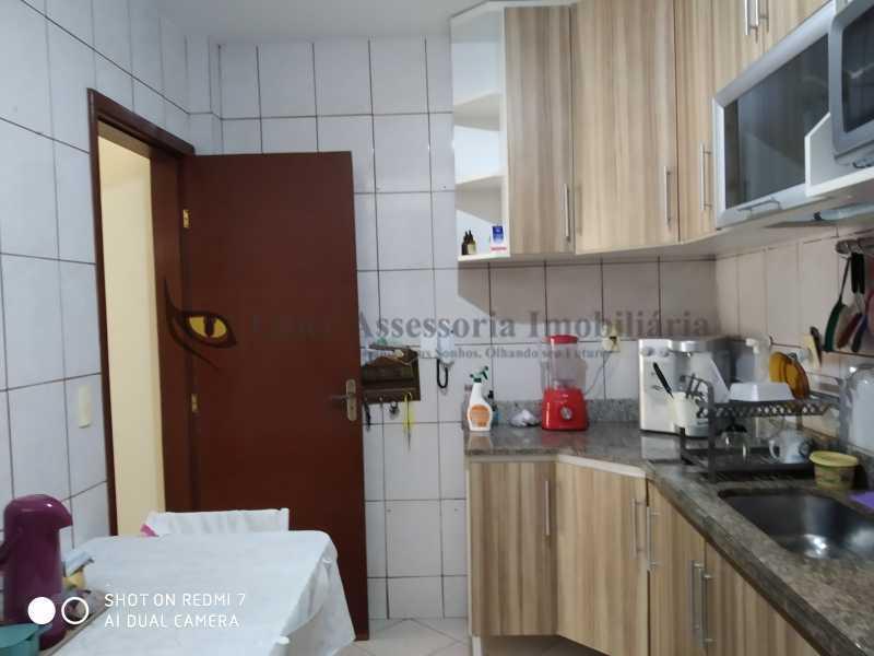 Copacozinha - Casa de Vila 3 quartos à venda Grajaú, Norte,Rio de Janeiro - R$ 740.000 - TACV30080 - 10
