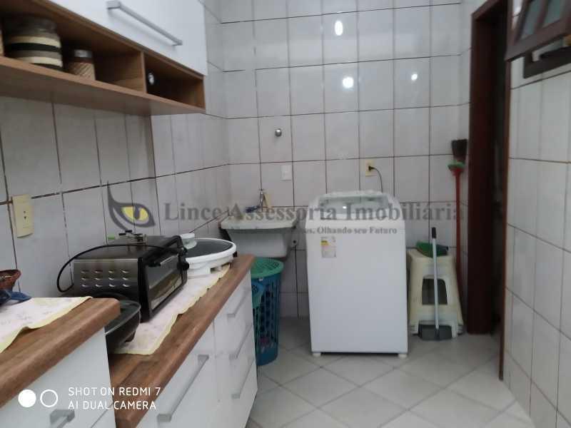Copacozinha - Casa de Vila 3 quartos à venda Grajaú, Norte,Rio de Janeiro - R$ 740.000 - TACV30080 - 11