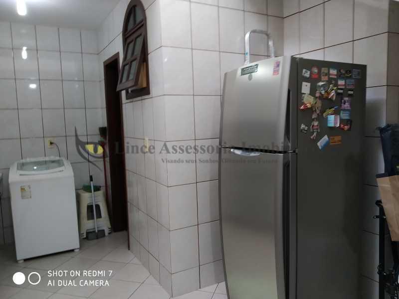 Área - Casa de Vila 3 quartos à venda Grajaú, Norte,Rio de Janeiro - R$ 740.000 - TACV30080 - 13