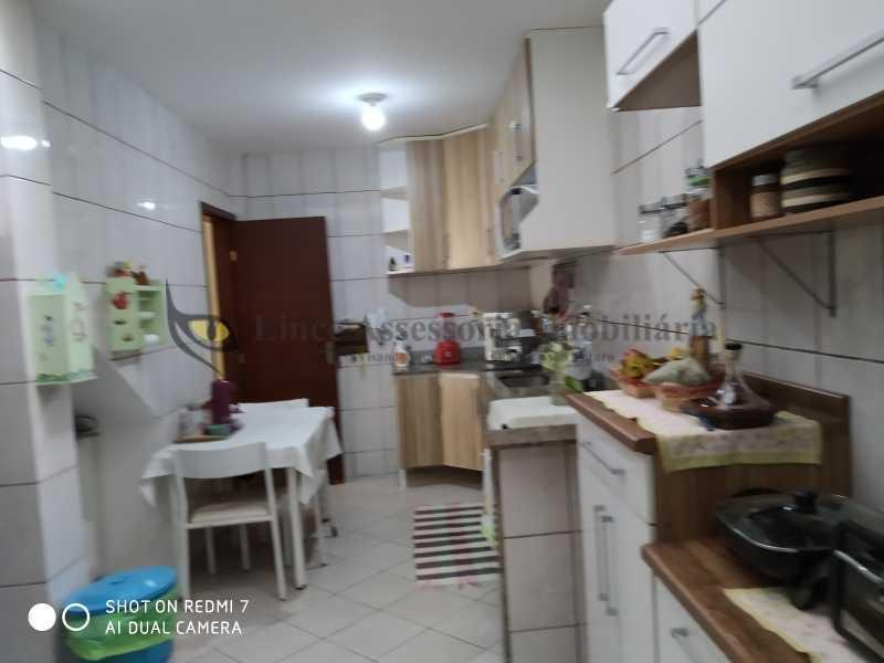 Copacozinha - Casa de Vila 3 quartos à venda Grajaú, Norte,Rio de Janeiro - R$ 740.000 - TACV30080 - 12