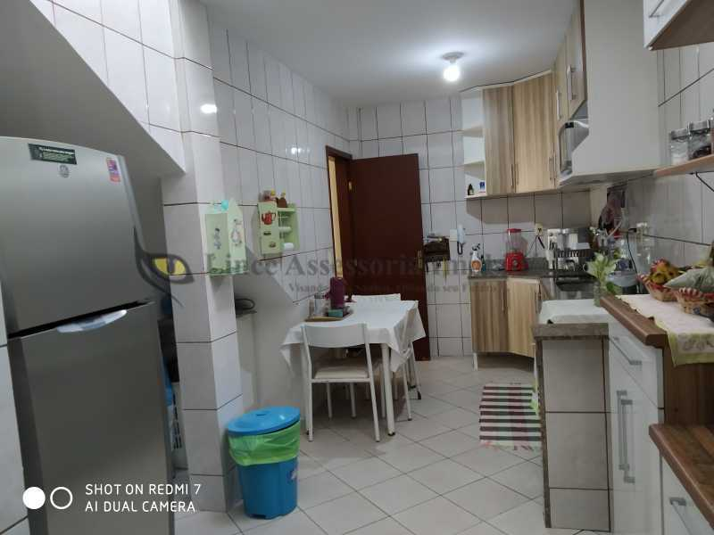 Copacozinha - Casa de Vila 3 quartos à venda Grajaú, Norte,Rio de Janeiro - R$ 740.000 - TACV30080 - 15