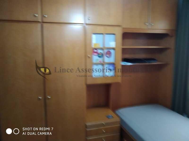 Quarto - Casa de Vila 3 quartos à venda Grajaú, Norte,Rio de Janeiro - R$ 740.000 - TACV30080 - 17