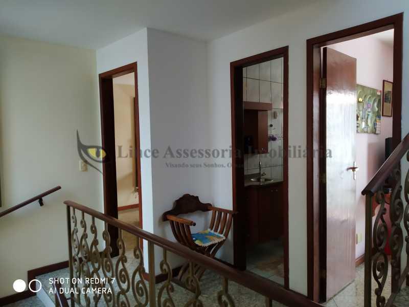 Circulação - Casa de Vila 3 quartos à venda Grajaú, Norte,Rio de Janeiro - R$ 740.000 - TACV30080 - 16
