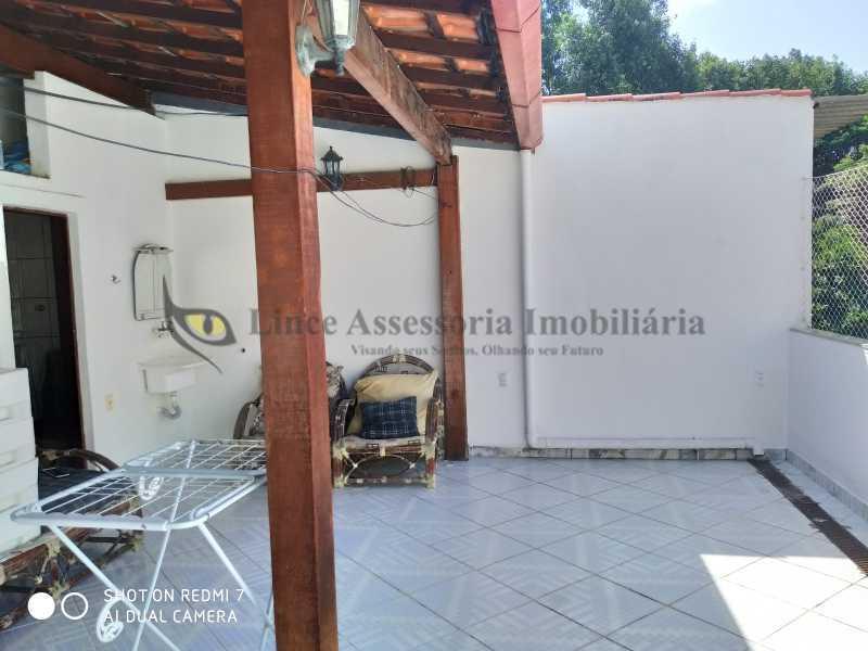Terraço - Casa de Vila 3 quartos à venda Grajaú, Norte,Rio de Janeiro - R$ 740.000 - TACV30080 - 27