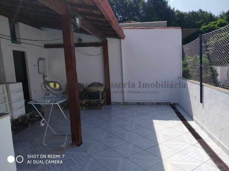 Terraço - Casa de Vila 3 quartos à venda Grajaú, Norte,Rio de Janeiro - R$ 740.000 - TACV30080 - 26