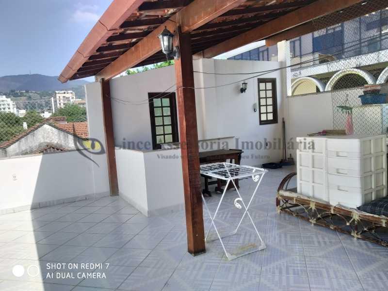 Terraço - Casa de Vila 3 quartos à venda Grajaú, Norte,Rio de Janeiro - R$ 740.000 - TACV30080 - 29