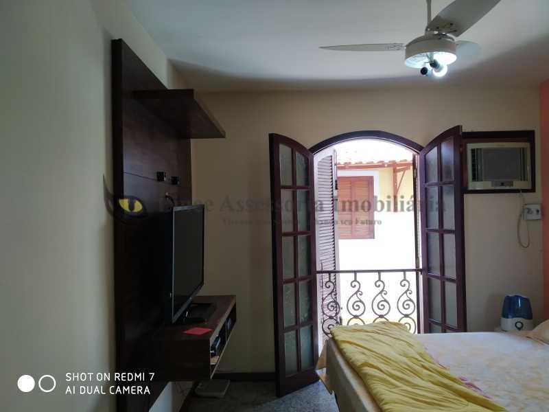 Quarto - Casa de Vila 3 quartos à venda Grajaú, Norte,Rio de Janeiro - R$ 740.000 - TACV30080 - 21