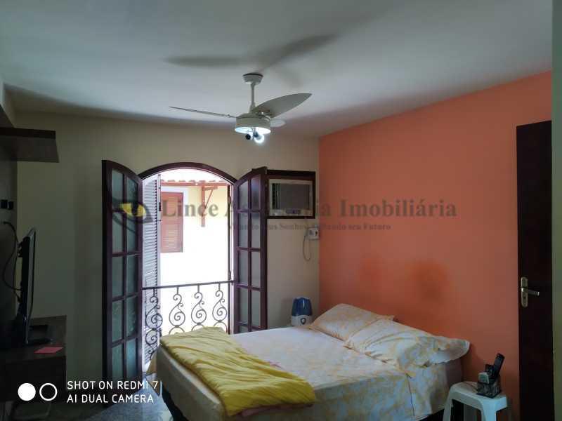 Quarto - Casa de Vila 3 quartos à venda Grajaú, Norte,Rio de Janeiro - R$ 740.000 - TACV30080 - 22