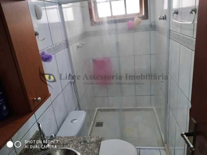 Banheiro Social - Casa de Vila 3 quartos à venda Grajaú, Norte,Rio de Janeiro - R$ 740.000 - TACV30080 - 20