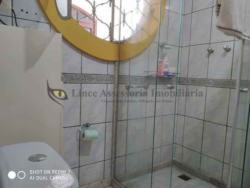 Banheiro Social - Casa de Vila 3 quartos à venda Grajaú, Norte,Rio de Janeiro - R$ 740.000 - TACV30080 - 25