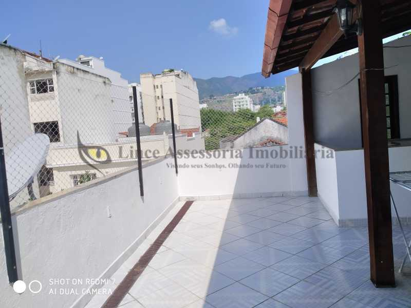 Terraço - Casa de Vila 3 quartos à venda Grajaú, Norte,Rio de Janeiro - R$ 740.000 - TACV30080 - 30
