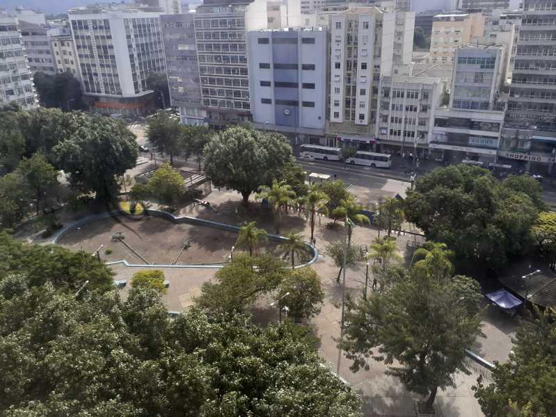 vista  - Sala Comercial 27m² à venda Tijuca, Norte,Rio de Janeiro - R$ 250.000 - TASL00103 - 3