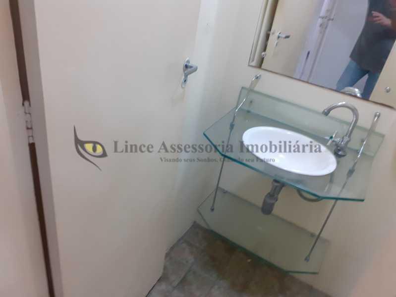 lavatorio - Sala Comercial 27m² à venda Tijuca, Norte,Rio de Janeiro - R$ 250.000 - TASL00103 - 15