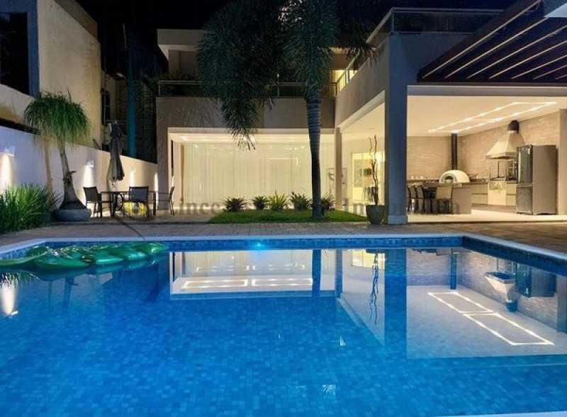 01 - Casa em Condomínio 4 quartos à venda Barra da Tijuca, Oeste,Rio de Janeiro - R$ 4.200.000 - TACN40009 - 1