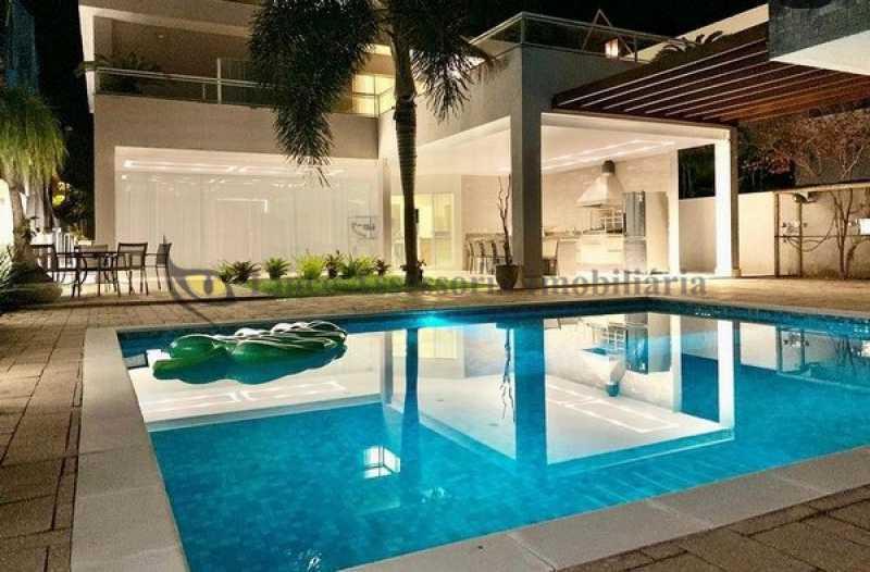 02 - Casa em Condomínio 4 quartos à venda Barra da Tijuca, Oeste,Rio de Janeiro - R$ 4.200.000 - TACN40009 - 3