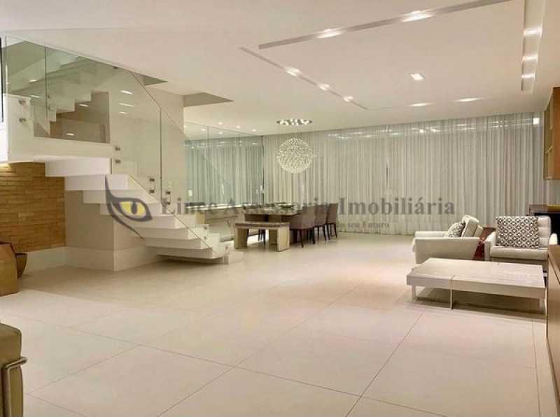 06 - Casa em Condomínio 4 quartos à venda Barra da Tijuca, Oeste,Rio de Janeiro - R$ 4.200.000 - TACN40009 - 7