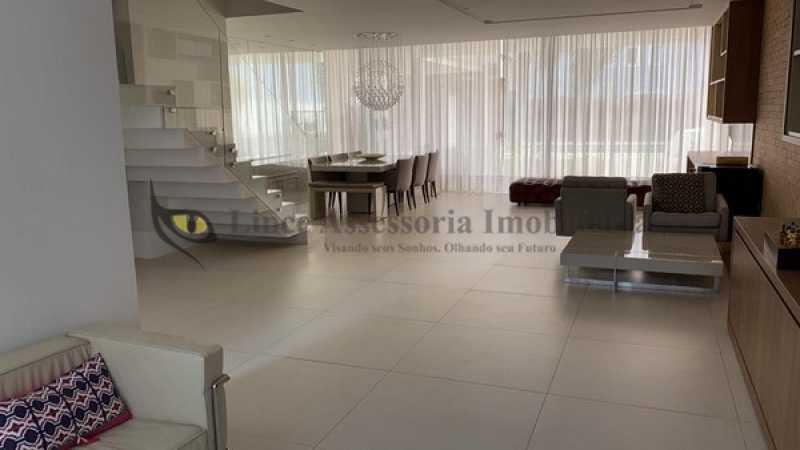 22 - Casa em Condomínio 4 quartos à venda Barra da Tijuca, Oeste,Rio de Janeiro - R$ 4.200.000 - TACN40009 - 23