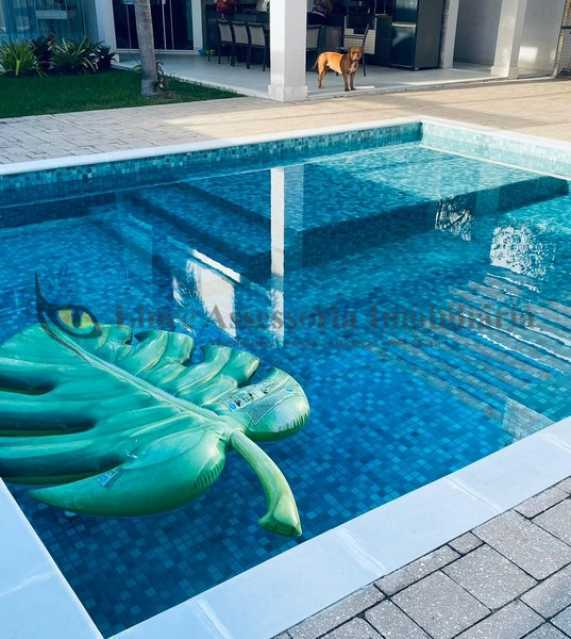 28 - Casa em Condomínio 4 quartos à venda Barra da Tijuca, Oeste,Rio de Janeiro - R$ 4.200.000 - TACN40009 - 29