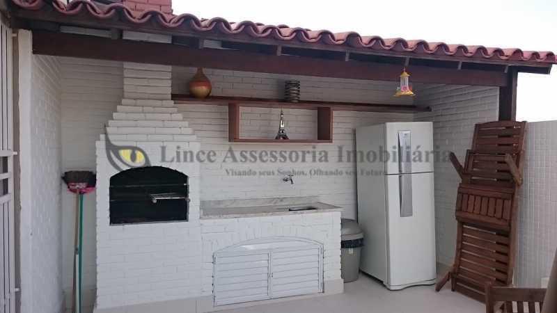 06 - Cobertura 3 quartos à venda Rio Comprido, Norte,Rio de Janeiro - R$ 550.000 - TACO30160 - 13
