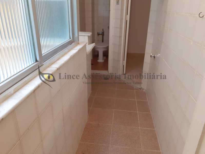 area de empregada 1.2 - Apartamento 2 quartos à venda Rio Comprido, Norte,Rio de Janeiro - R$ 370.000 - TAAP22491 - 18