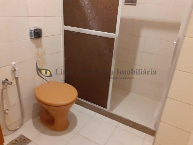 banheiro social 1.2 - Apartamento 2 quartos à venda Rio Comprido, Norte,Rio de Janeiro - R$ 370.000 - TAAP22491 - 11