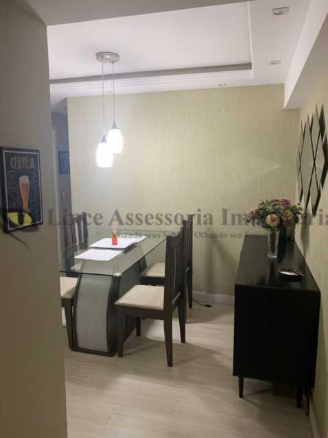 sala - Apartamento 2 quartos à venda Rio Comprido, Norte,Rio de Janeiro - R$ 450.000 - TAAP22493 - 4