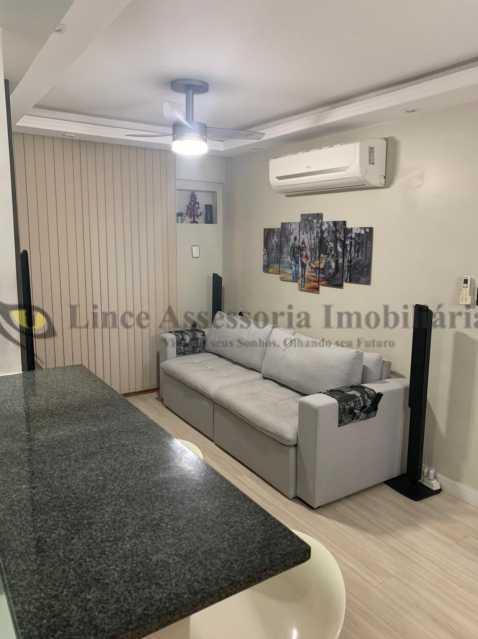 sala - Apartamento 2 quartos à venda Rio Comprido, Norte,Rio de Janeiro - R$ 450.000 - TAAP22493 - 1
