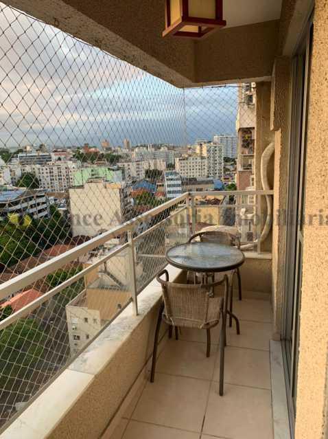 varanda - Apartamento 2 quartos à venda Rio Comprido, Norte,Rio de Janeiro - R$ 450.000 - TAAP22493 - 8