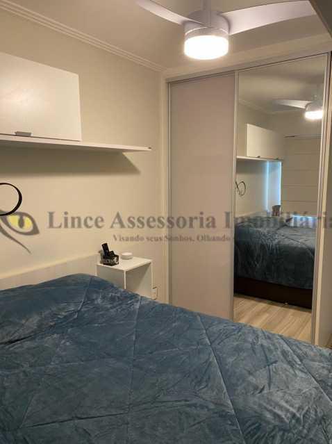 qaurto suite - Apartamento 2 quartos à venda Rio Comprido, Norte,Rio de Janeiro - R$ 450.000 - TAAP22493 - 11