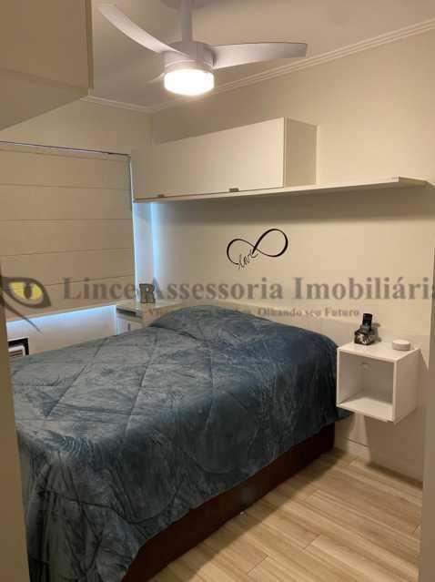 quarto suite - Apartamento 2 quartos à venda Rio Comprido, Norte,Rio de Janeiro - R$ 450.000 - TAAP22493 - 10