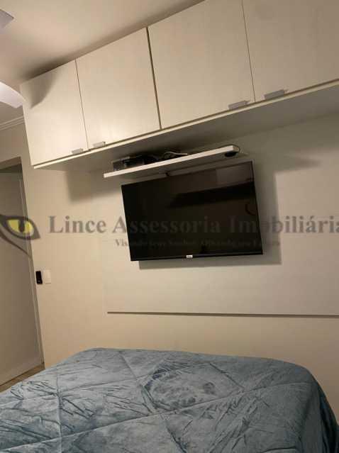 quarto suite - Apartamento 2 quartos à venda Rio Comprido, Norte,Rio de Janeiro - R$ 450.000 - TAAP22493 - 12