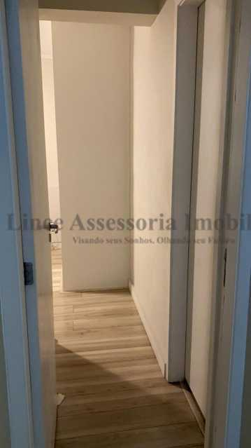 corredor - Apartamento 2 quartos à venda Rio Comprido, Norte,Rio de Janeiro - R$ 450.000 - TAAP22493 - 23
