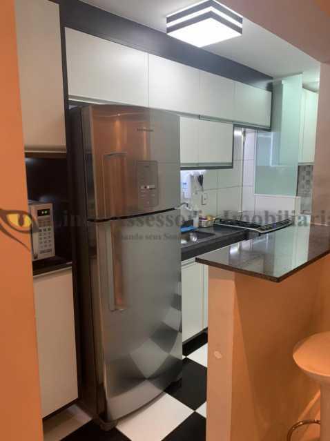 cozinha  - Apartamento 2 quartos à venda Rio Comprido, Norte,Rio de Janeiro - R$ 450.000 - TAAP22493 - 24