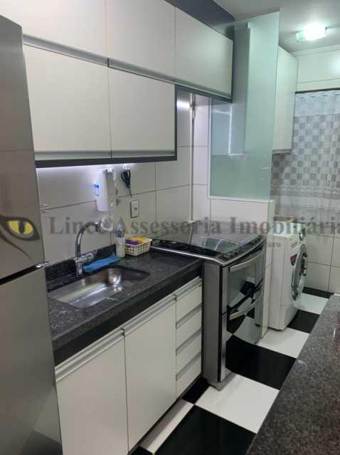 cozinha  - Apartamento 2 quartos à venda Rio Comprido, Norte,Rio de Janeiro - R$ 450.000 - TAAP22493 - 25