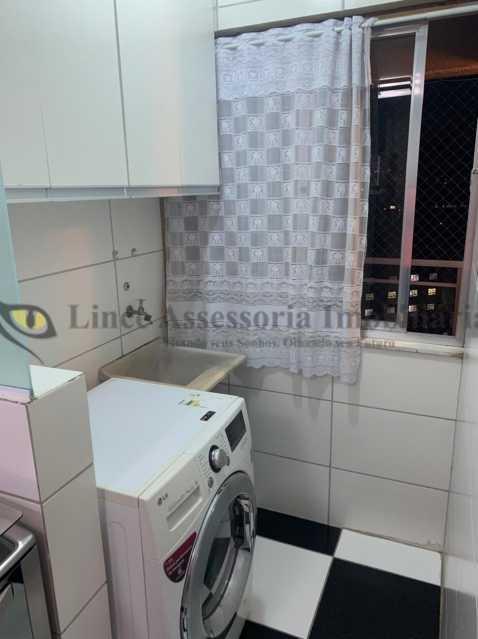 area serv - Apartamento 2 quartos à venda Rio Comprido, Norte,Rio de Janeiro - R$ 450.000 - TAAP22493 - 28