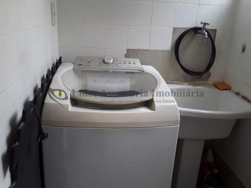 area - Apartamento 3 quartos à venda Estácio, Norte,Rio de Janeiro - R$ 550.000 - TAAP31413 - 29