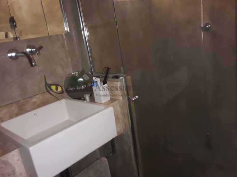 banheiro social - Apartamento 3 quartos à venda Estácio, Norte,Rio de Janeiro - R$ 550.000 - TAAP31413 - 16