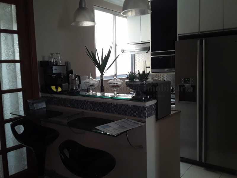 cozinha americana - Apartamento 3 quartos à venda Estácio, Norte,Rio de Janeiro - R$ 550.000 - TAAP31413 - 9