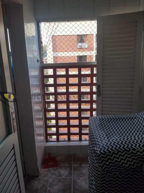 area serv - Apartamento 2 quartos à venda Andaraí, Norte,Rio de Janeiro - R$ 350.000 - TAAP22497 - 18