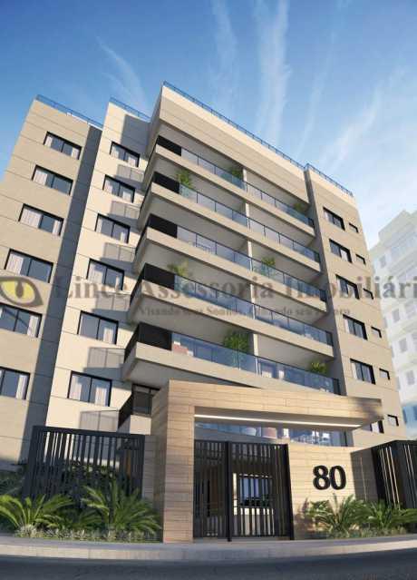 01 - Apartamento 2 quartos à venda Maracanã, Norte,Rio de Janeiro - R$ 760.546 - TAAP22503 - 1