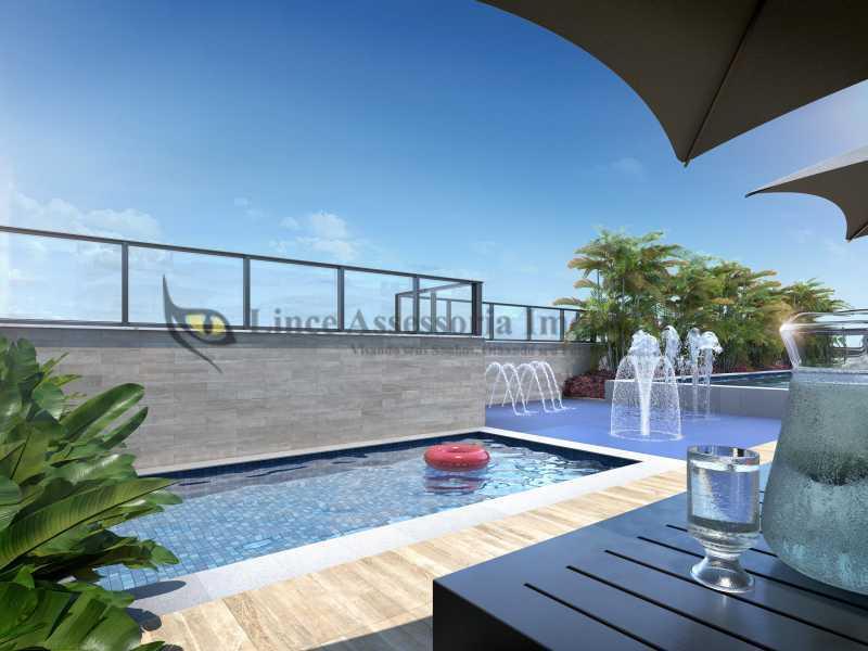 14 - Apartamento 2 quartos à venda Maracanã, Norte,Rio de Janeiro - R$ 760.546 - TAAP22503 - 15